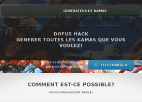 generateurkamas.com