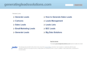 generatingleadssolutions.com