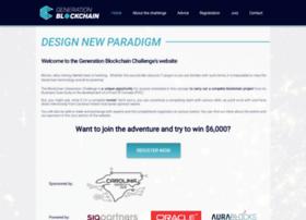 generation-blockchain-challenge.com