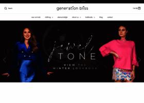 generationbliss.com