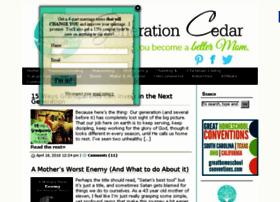 generationcedar.blogspot.com