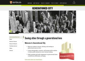 generationedcity.uwaterloo.ca