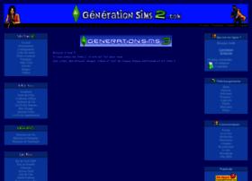 generationsims2.com