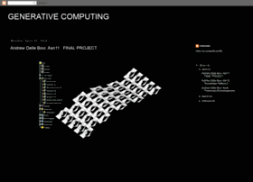 generativecomputing.blogspot.com