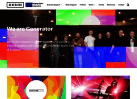 generator.org.uk