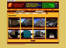 generatorhotline.com