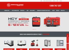 generatorpower.com.au