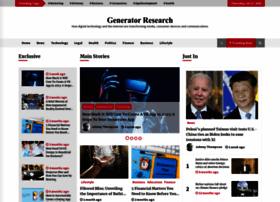 generatorresearch.com