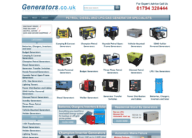generators.co.uk