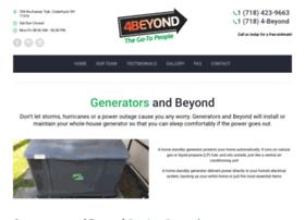 generatorsandbeyond.com