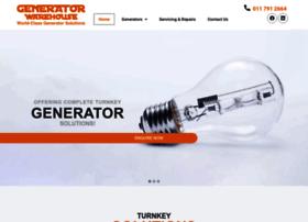 generatorwarehouse.co.za