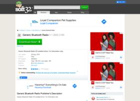 generic-bluetooth-radio.soft32.com