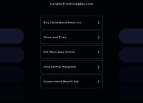 genericfrontlineplus.com