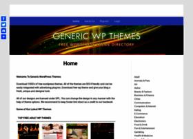 genericwpthemes.com