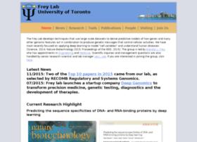 genes.toronto.edu