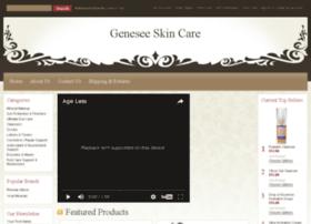 geneseeskincare.com