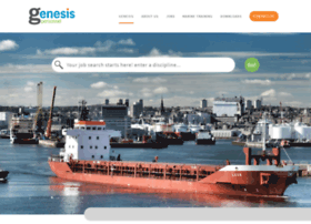 genesis-marine.co.uk