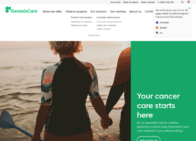genesiscare.co.uk
