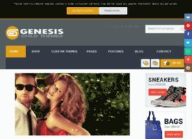 genesischildthemes.com