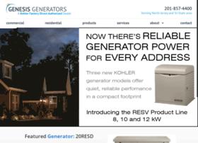 genesisgenerators.com