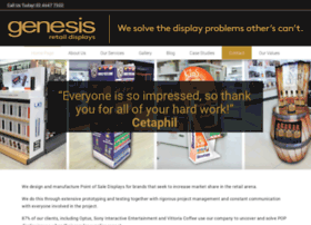 genesisinstoremarketing.com.au