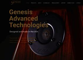 genesisloudspeakers.com