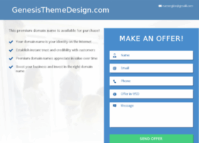 genesisthemedesign.com