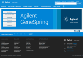 genespring-support.com