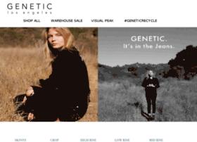 geneticdenim.com