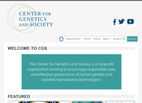 genetics-and-society.org