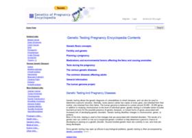 geneticsofpregnancy.com