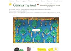 genevadayschool.org