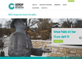 genevahistorymuseum.org