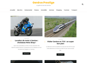 geneve-prestige.com