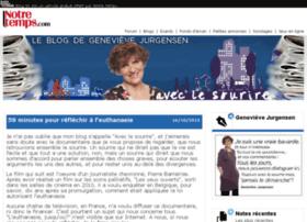 genevievejurgensen.blog50.com