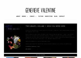 genevievevalentine.com