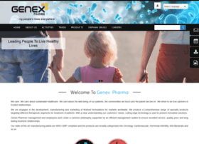 genexpharma.co.in