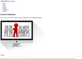 genext-solutions.com