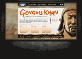 genghiskhan.fieldmuseum.org