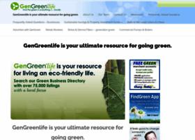 gengreenlife.com