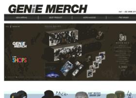 genie-merch.com
