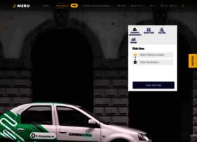 genie.merucabs.com