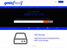Geniehost.com.au
