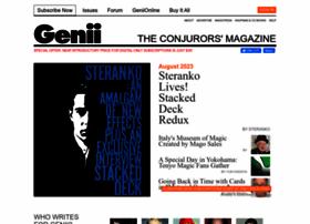 geniimagazine.com