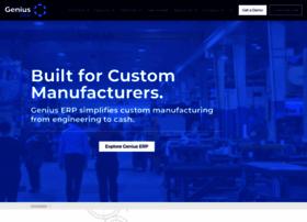 geniuserp.com