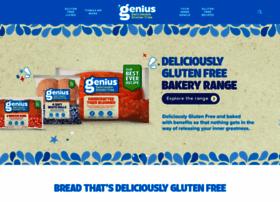 geniusglutenfree.com
