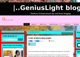 geniuslight.blogspot.com