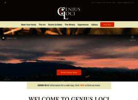 geniuslociumbria.com