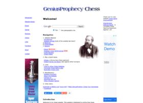 geniusprophecy.com