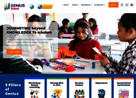 geniusschool.edu.np